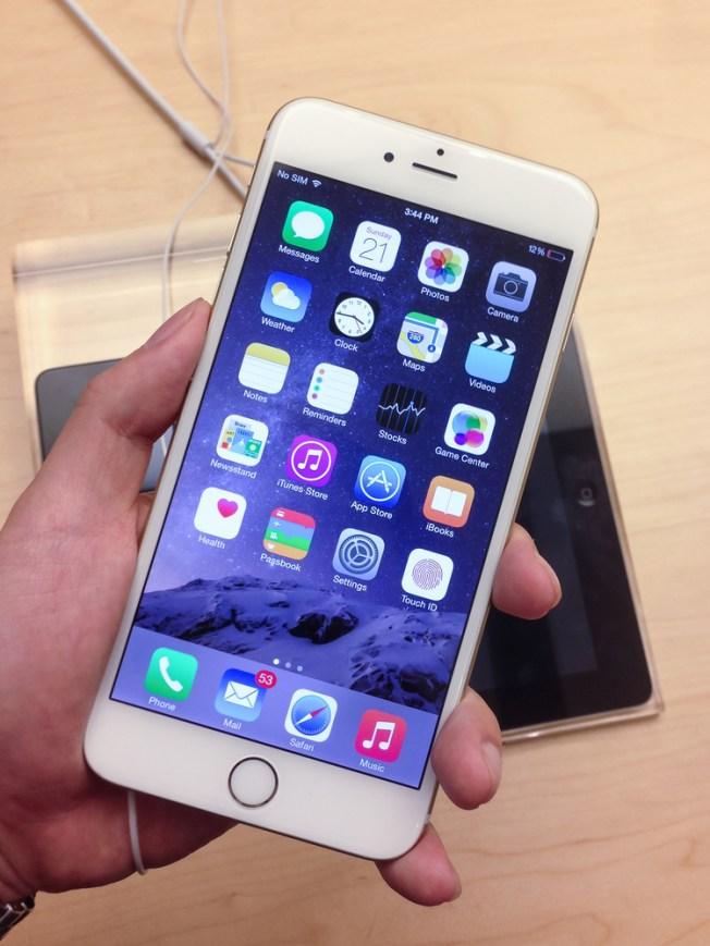 Apple revisa modelos con fallas del iPhone 6 Plus