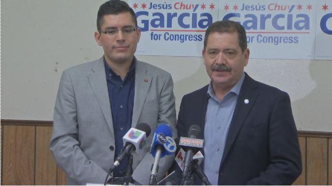 """Ramírez-Rosa respalda a """"Chuy"""" para congresista"""