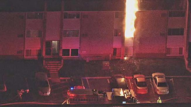 Incendio en edificio de Downers Grove