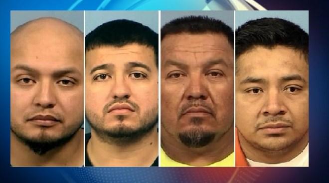Arrestan a presuntos narcos de Elgin