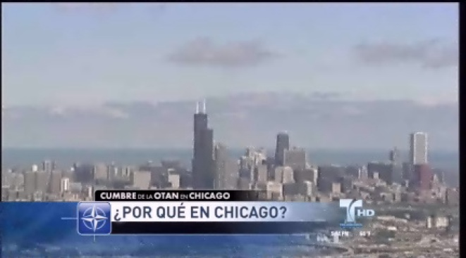 La OTAN en Chicago