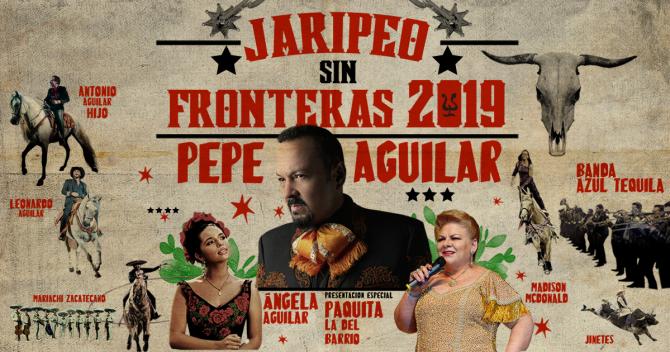 Gana boletos para el concierto de Pepe Aguilar en Chicago