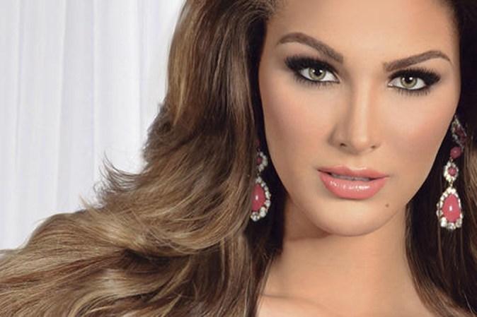 Migbelis Castellanos Cirugia Miss Universo, las can...