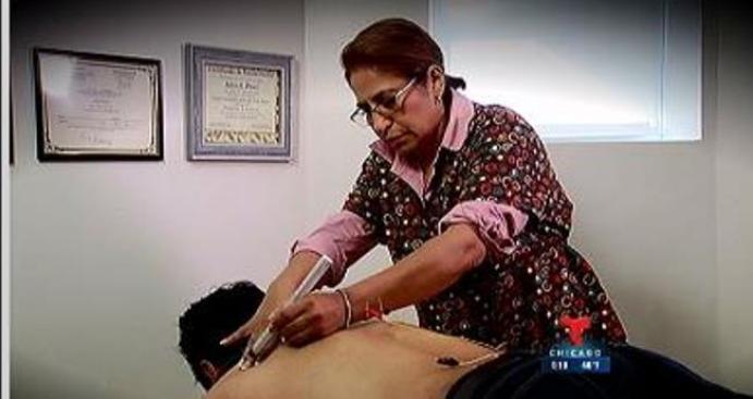 Especial: Terapia de acupuntura