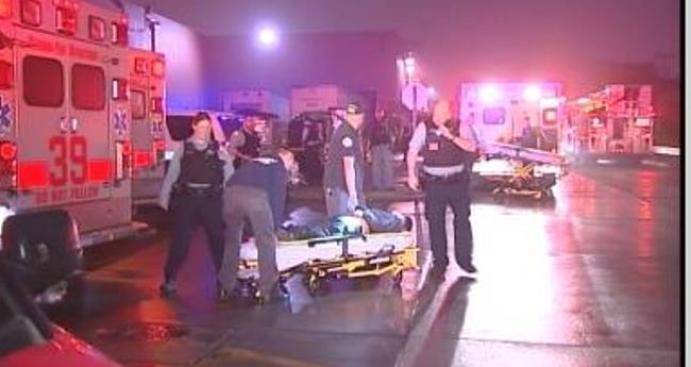 Cuatro muertos en aparatoso accidente