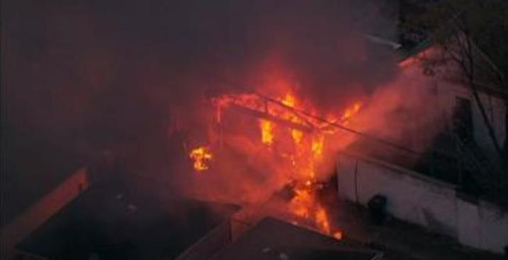Investigan incendios en Bridgeport