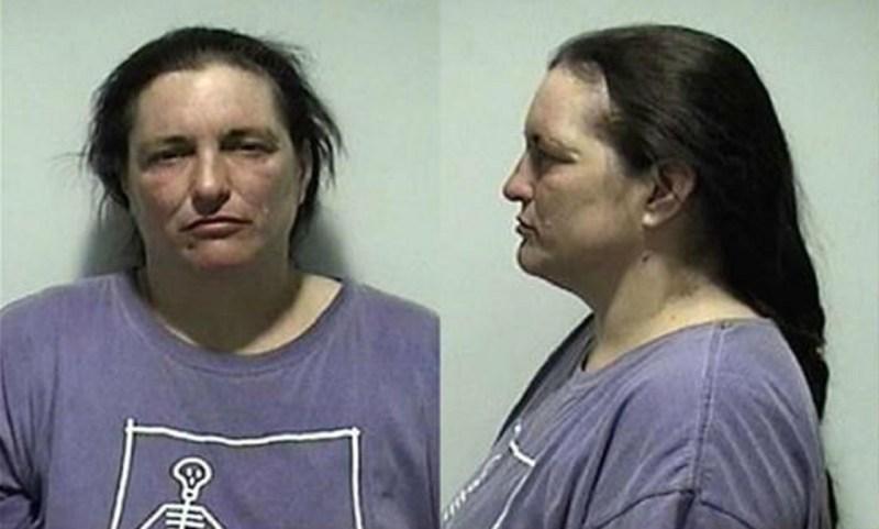 Julie A. Brungard-Giordano, de 47 años, recibió ocho cargos por crueldad animal.