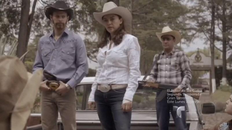 "Camelia la Texana"" llegó a su fin. Camelia finalmente pudo vengar la ..."