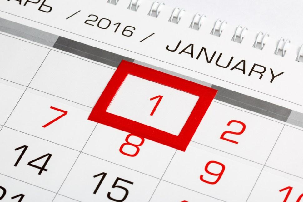 Consejos para comenzar el 2018 lleno de buena vibra