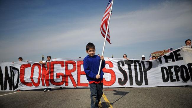 Reforma Baño Caravana:Marcha pro reforma en Chicago — Telemundo Chicago